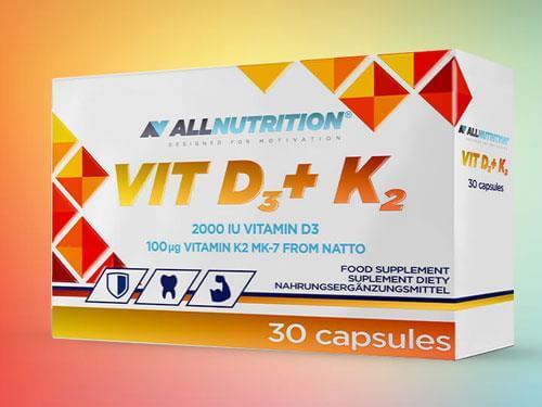 Dlaczego warto łączyć Witaminę D z witaminą K2