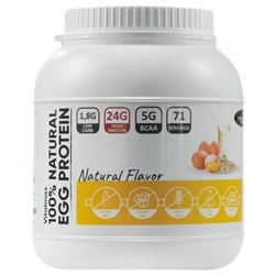100% Natural Egg Protein - 2000g