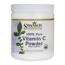 100% Pure Vitamin C Powder - 454g