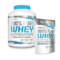 100% Pure Whey + 100% Pure Whey - 2270g+454g