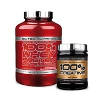 100% Whey Protein Professional + Creatine