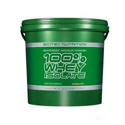 100% whey isolate - 4000g