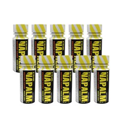 10x Xtreme Napalm Shot - 10x60ml