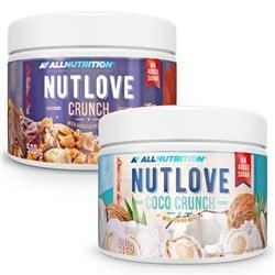 2x Nutlove Crunch 500g