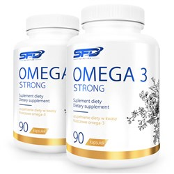 2x OMEGA 3 STRONG 90caps