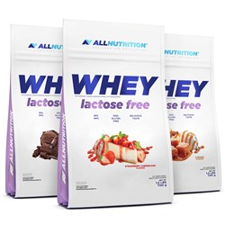 3x Whey Lactose Free 700g