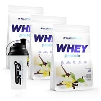3x Whey Protein + Shaker