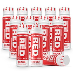 9x Red Shock Shot + Red Shock Shot - 10x80ml