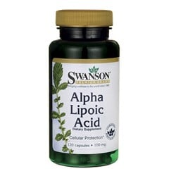 ALA (Alpha Lipoic Acid)  - 120kap (100mg)