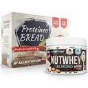 ALLNUTRITION Nutwhey Almond White 500g +  Proteineo Bread 110g GRATIS  ()