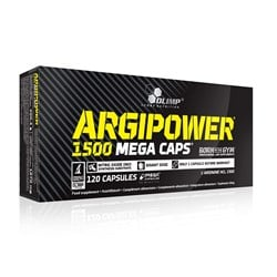 ARGI POWER - 120 kap.
