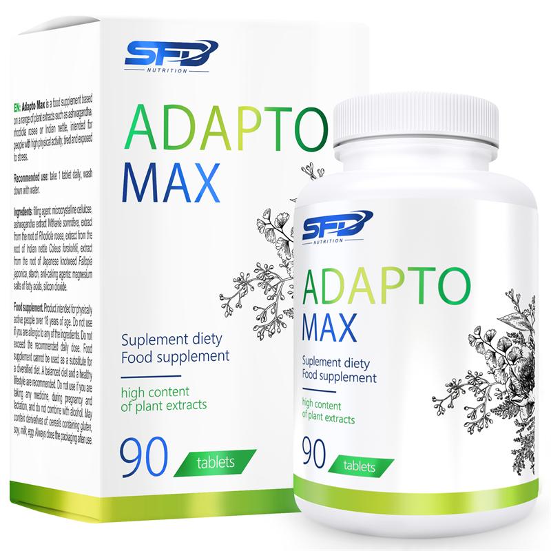 SFD NUTRITION Adapto Max