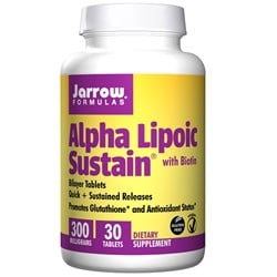 Alpha Lipoic Sustain with Biotin