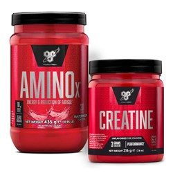 Amino X + Creatine DNA