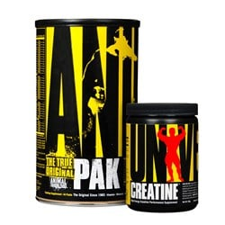 Animal Pak + Creatine GRATIS - 44packs+120g