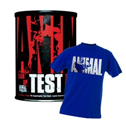 Animal Test + T-shirt - 21packs+1szt