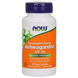 Ashwagandha Extract  - 90veg caps(450mg)