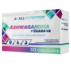 Ashwagandha + Guarana - 30caps