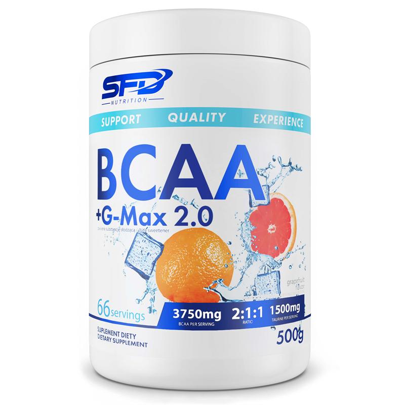 SFD NUTRITION BCAA+G-Max 2.0