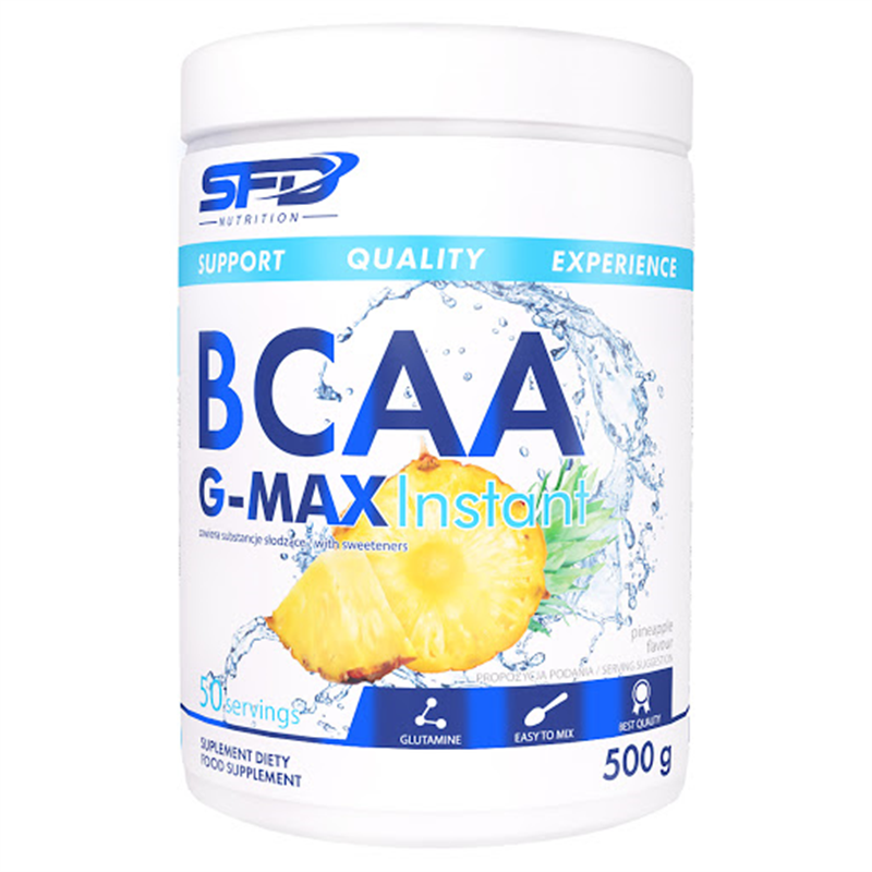 SFD NUTRITION BCAA G-Max Instant