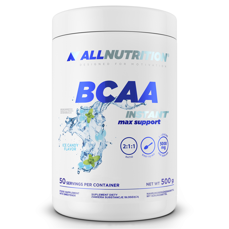 ALLNUTRITION BCAA MAX SUPPORT INSTANT
