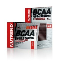 BCAA Mega Strong Powder - 20x10g