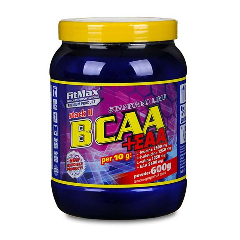 Fitmax BCAA Stac II + EAA