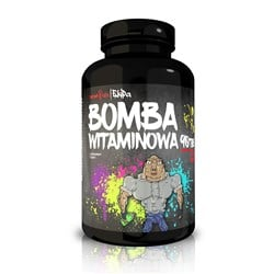 BOMBA WITAMINOWA - 90tab