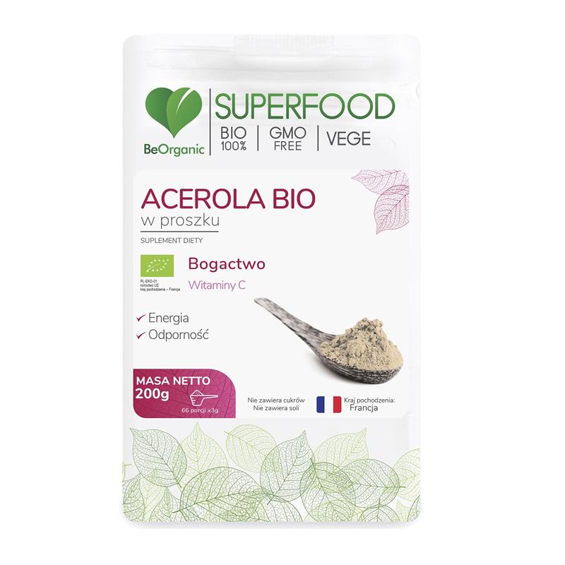 Medicaline BeOrganic Acerola Bio