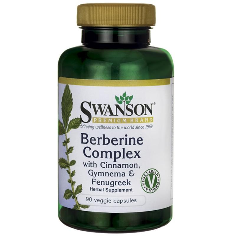 Swanson Berberine Complex