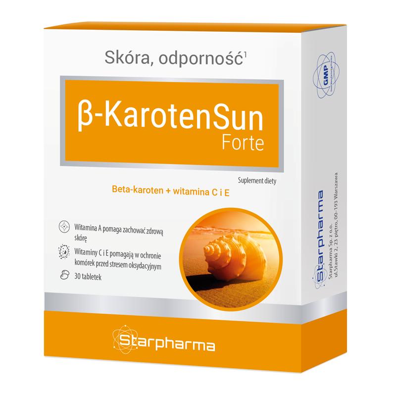 Starpharma Beta Karoten Sun Forte