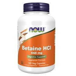Betaine HCL - 120veg caps