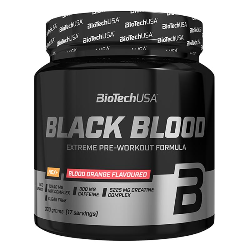 BioTechUSA Black Blood NOX+