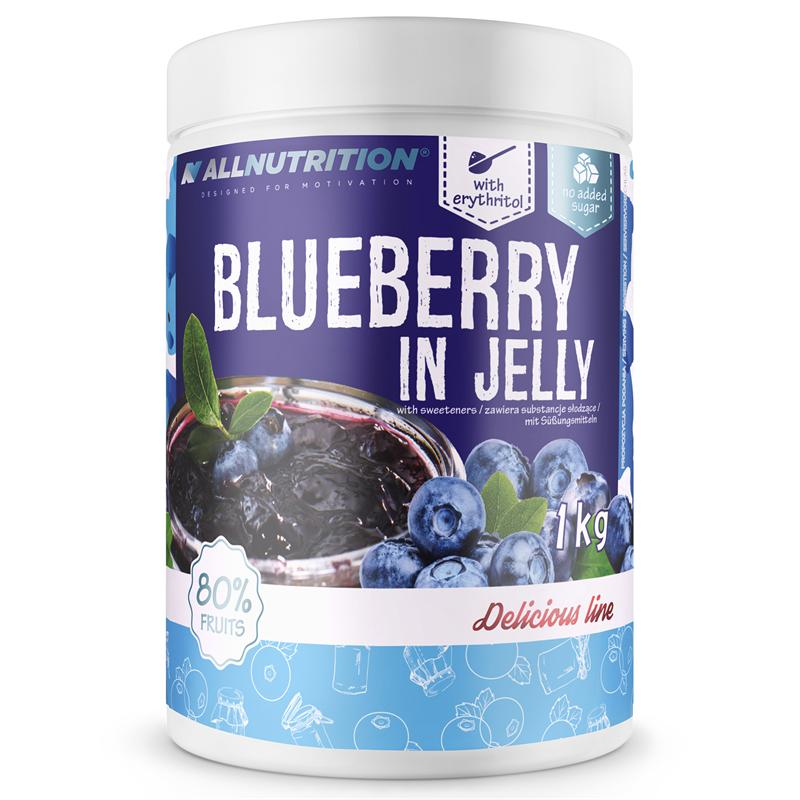 ALLNUTRITION Blueberry in Jelly
