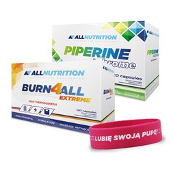 Burn4ALL Extreme + Piperine+Chrome + Opaska