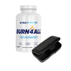Burn4All + Pillbox - 100caps+1szt