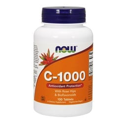 C-1000 with Rose Hips & Bioflavonoids - 100tab