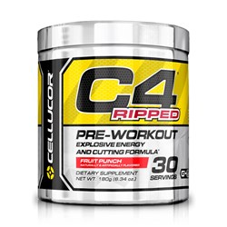 C4 Ripped - 180g