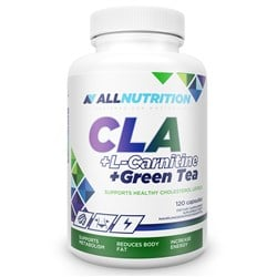 CLA + L-Carnitine + Green Tea - 120caps