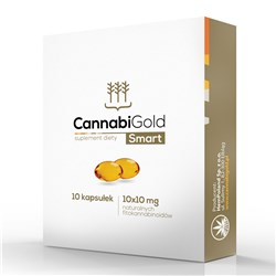 CannabiGold Smart - 10x10mg