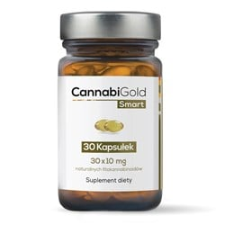 CannabiGold Smart - 30x10mg