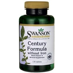 Century Formula Multivitamin without Iron