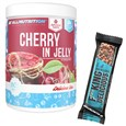 Cherry In Jelly 1000g + Fitking Delicious Protein Bar 55g GRATIS