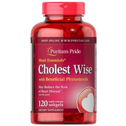 Cholest Wise with Beneficial Phytosterols