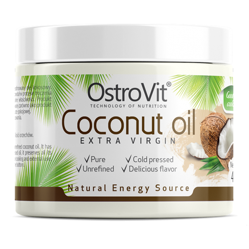 Ostrovit Coconut Oil Extra Virgin
