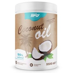 Coconut Oil Rafinowany - 1000ml