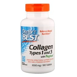 Collagen Types 1 & 3 - 180tab(1000mg)
