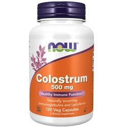 Colostrum 500 mg - 120veg caps