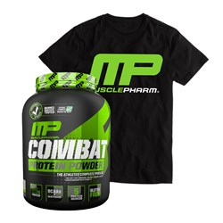 Combat Powder + T-shirt - 1814g+1szt