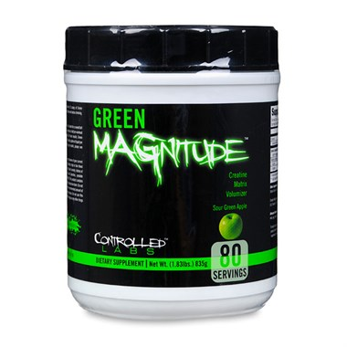 Controlled Labs Controlled Labs - Green MAGnitude - 835 g